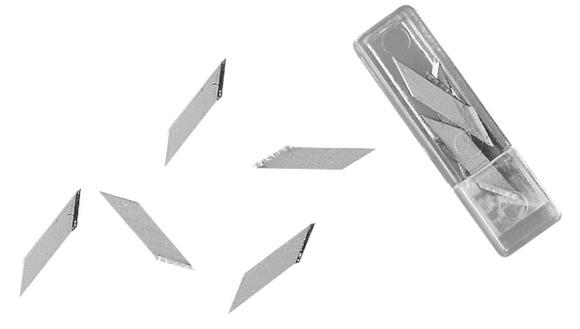 Achat en ligne Lames couteau de précision