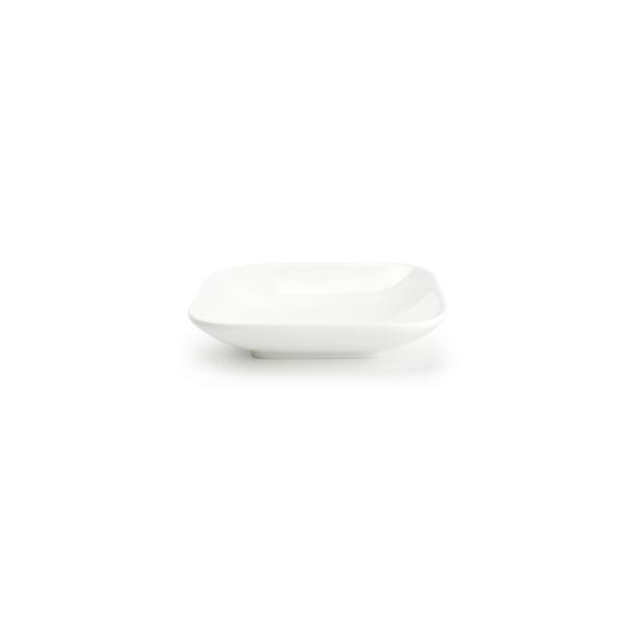 Achat en ligne Coupelle carrée en porcelaine Match 15,3x15,3x3,2cm