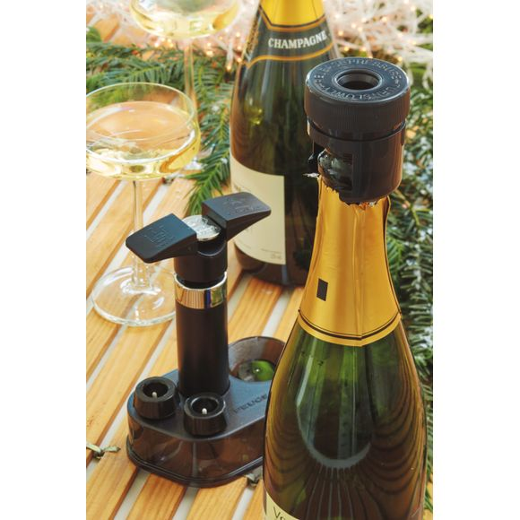 Pompe à vide pour vin et champagne Epivac Duo