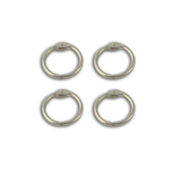 Achat en ligne Jeu de 4 anneaux de reliure 3cm