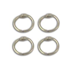 Achat en ligne Jeu de 4 anneaux de reliure 3,7cm