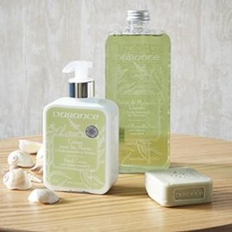 DURANCE - Crème pour les mains aux huiles essentielles de verveine - 300 ml