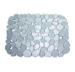 Achat en ligne Fond d'évier anti-dérapant en silicone Pebble 27x30cm