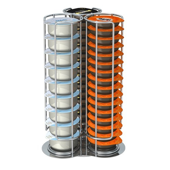 Porte 48 capsules tassimo