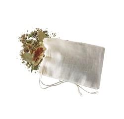 compra en línea Set de 4 bolsitas de especias de de algodón (18 x 13 cm)