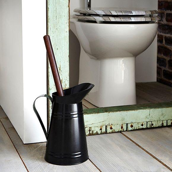 Achat en ligne Balai pour wc noir