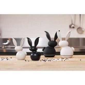 Set pour sel et poivre lapin petit modèle