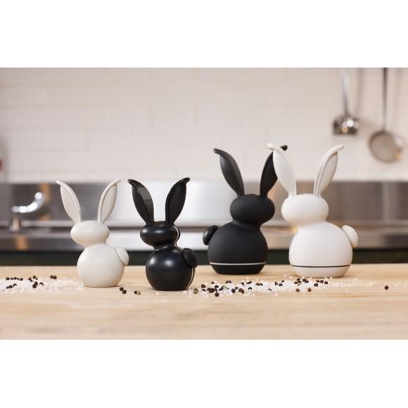 Set saliera e pepiera a forma di coniglio Chef'n