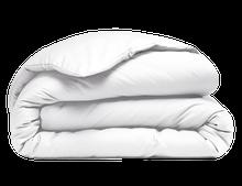 Achat en ligne Housse de couette 140x200cm en percale ivoire