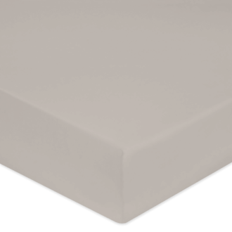 Maom - drap housse en percale nuage 160x200cm