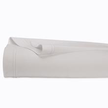 Achat en ligne Drap plat 270x300cm en percale avec bourdon gris glaise