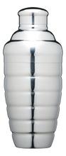 Achat en ligne Shaker en inox strié 500ml