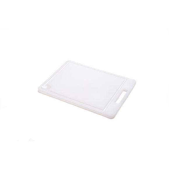 Tagliere da cucina professionale in polietilene 34,5x24,5cm