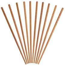 Achat en ligne Set de 10 baguettes en bambou