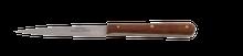 Achat en ligne Couteau à saigner avec manche en bois 10cm