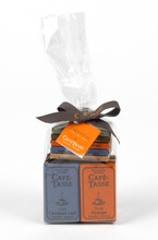 Achat en ligne 20 tablettes de chocolat assorties en sachet, 180g