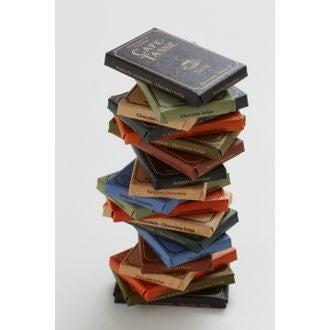 20 tablettes de chocolat assorties en sachet, 180g