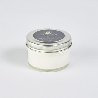 FAMACO - Crème de beauté teignant pour cuir blanc 50ml
