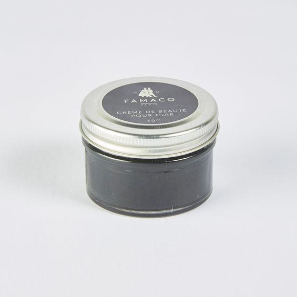 Crème beauté pour cuir noir 50ml