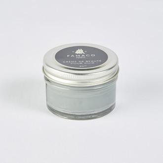 FAMACO - Crème pour cuir gris clair 50ml