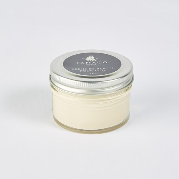 Crème beauté pour cuir champagne 50ml