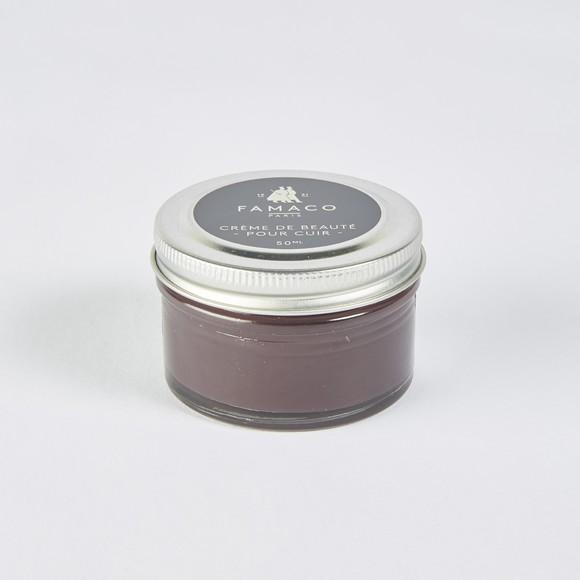 Crème beauté pour cuir prune 50ml