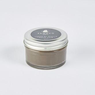 FAMACO - Crème beauté pour cuir marron glacé 50ml