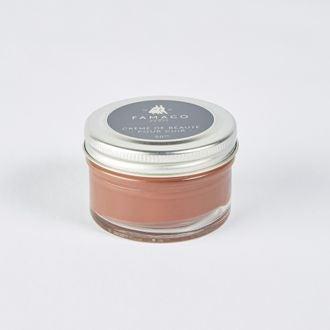 FAMACO - Crème beauté pour cuir bourbon 50ml