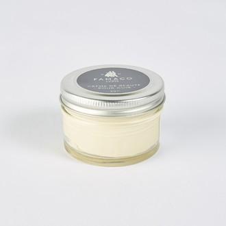 FAMACO - Crème beauté pour cuir beige clair 50ml