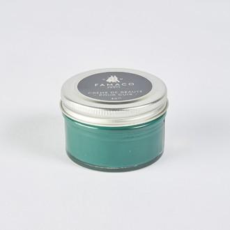 FAMACO - Crème beauté pour cuir cresson 50ml