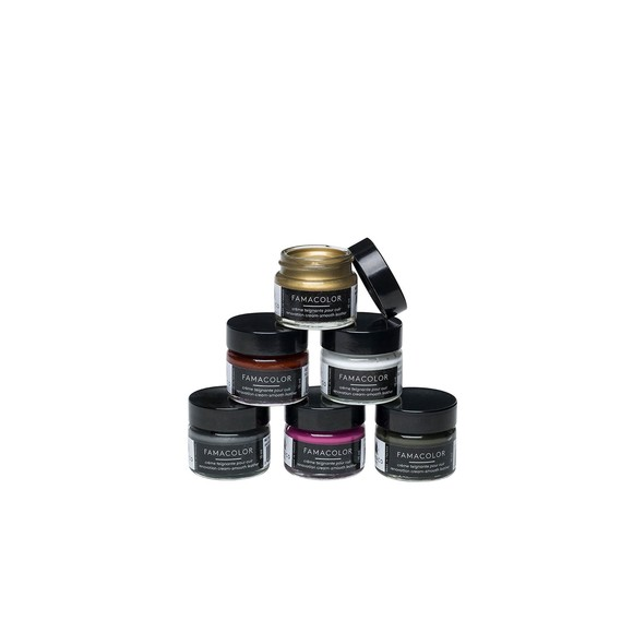 teinture cuir orange Recolor 15ml
