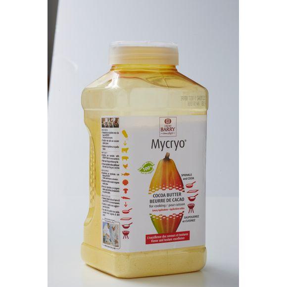 Beurre Mycryo en saupoudreuse 550g