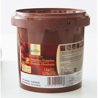 BARRY - Praline aux amandes et noisettes en pot 1kg