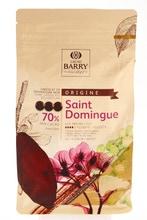 Achat en ligne Chocolat de couverture noir de St Domingue en pistoles 1kg