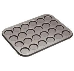 Achat en ligne Plaque à 12 macarons en métal antiadhésif 35x27cm