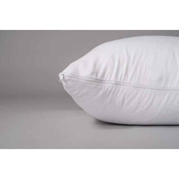 compra en línea Protector de almohada algodón absorbente antiácaros (50 x 70 cm)