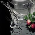 Set posate per insalata in acrilico