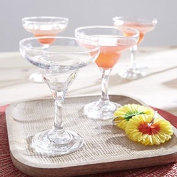 Achat en ligne Verre à margarita en verre transparent 27cl