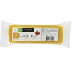 compra en línea Fondant de almendras amarilla Patisdecot (250 gr)