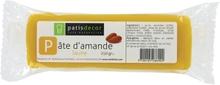 Achat en ligne Pâte d'amande jaune 250g