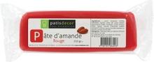 Achat en ligne Pâte d'amande rouge 250g