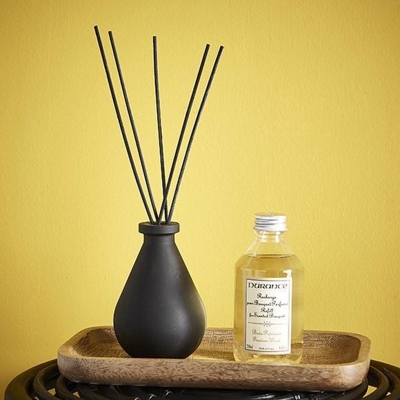 Achat en ligne Vase bouquet parfumé en cône noir
