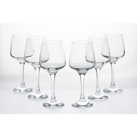 6 verres à vin Lal 29,5cl