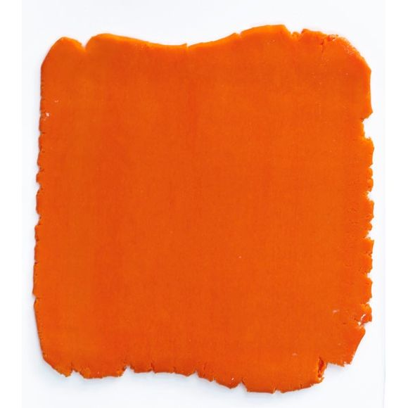 Pâte à sucre orange aromatisée vanille 250g