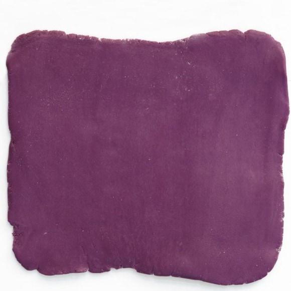 Achat en ligne Pâte à sucre violet aromatisée vanille 250g