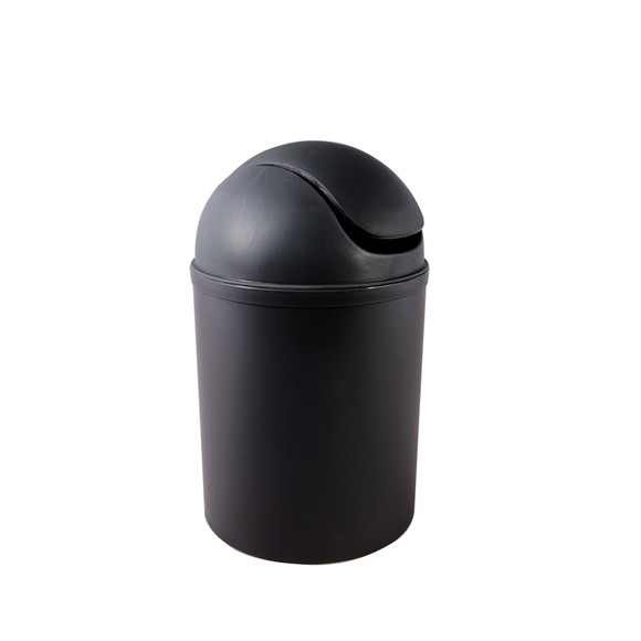 Achat en ligne Poubelle à coton noire