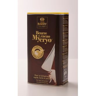 Beurre de cacao mycryo en poudre 675g