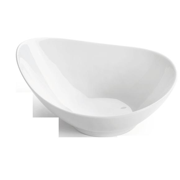 Achat en ligne Assiette calotte Galet 18cm