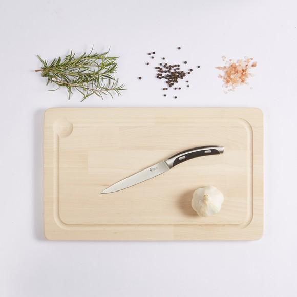 Coltello con lama inox forgiato 12,5 cm