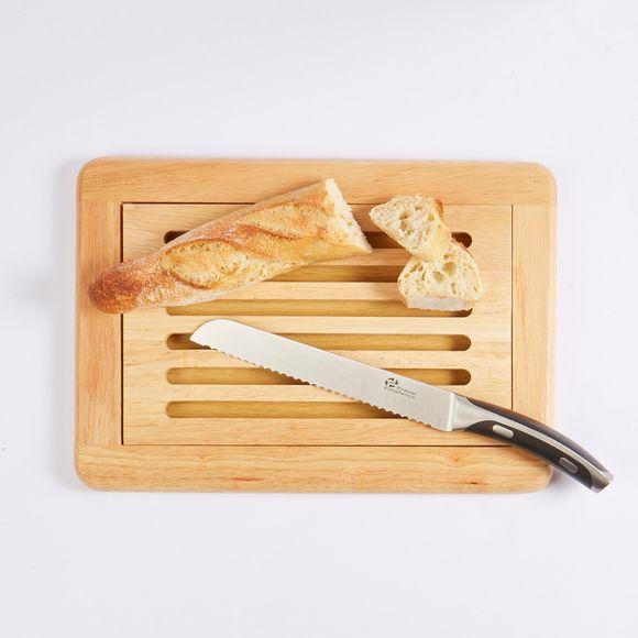 Coltello da pane con lama forgiata in inox 20,3cm